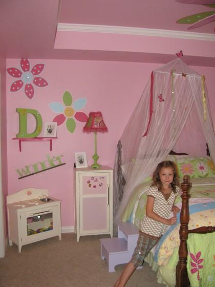 Delaney's room